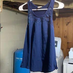 Navy Blue Tank
